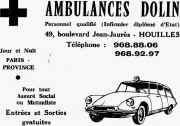 ambulances  Houilles 78800